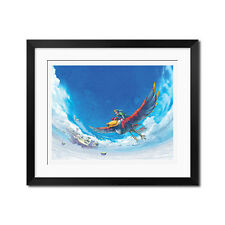 The Legend of Zelda Skyward Sword Poster Print