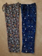 2 Pair Cherokee Lounge pants Boys XL 16/18 Sleepwear