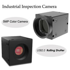 "5MP Color Industrial Camera USB2.0 Rolling Shutter Inspection Camera 1/2.5"" CMOS"