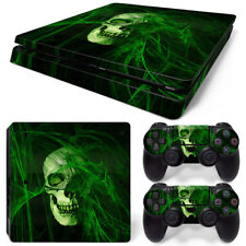 Ps4 Skin Jason Voorhees Maske Halloween Bloody Faceplates, Decals & Stickers Polster Abziehbilder Vinyl