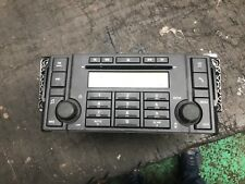 LAND ROVER FREELANDER 2 (2007-12) 6-DISC RADIO WITH PHONE BLUETOOTH FUNCTION
