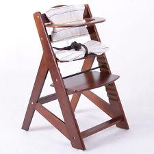 Treppenhochstuhl Kinderhochstuhl Babystuhl Babyhochstuhl Kinderstuhl BRAUN