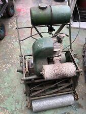 Dualcast Vintage Lawn Mower Villiers