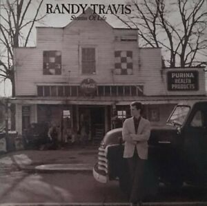 Randy Travis, Storms of Life LP, 1986 Warner Bros Record On The Other Hand, 1982