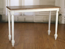 Ex-Display Sofa Table USA Oak French Provincial Hall Table Sideboard Furniture