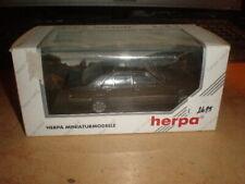 Cursor Modell 1/43 Mercedes Benz 600 SEL  black metallic  Mint in a Herpa Box