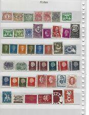 Old stamps Netherlands 2 scans