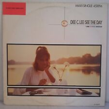 "Dee C. Lee ‎– See The Day (Vinyl, 12"", Maxi 45 Tours)"