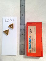 5 NEW SNAP-TAP 16 NR 18 UN THREADING CARBIDE INSERTS. GRADE: CP30 {K874}