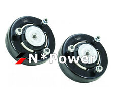 MACKAY RUBBER FRONT STRUT TOP MOUNT PAIR FOR FORD FALCON AU BA BF FG TERRITORY