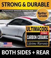 UCD PRECUT AUTO WINDOW TINTING TINT FILM FOR FORD F-150 SUPER CAB 15-18