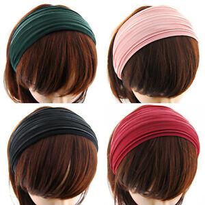 axy® HR32A Breiter Haarreif Hair Band - Vintage - Stirnband Haarschmuck
