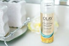 Olay Micropolishing Cleansing Infusion with Crushed Ginseng & Citrus Extract 5oz