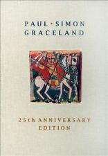 Graceland [25th Anniversary Deluxe Edition] by Paul Simon (DVD, Jun-2012, 4 Discs, Legacy)