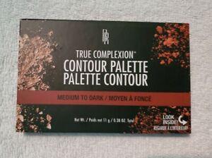 Black Radiance True Complexion Contour Palette, Medium to Dark, 0.38 Ounce