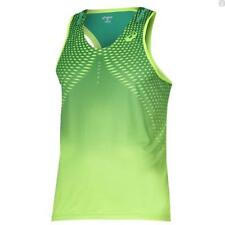 Asics Men's Speed Running Singlet Vest Top New 121600 Size M, L and XL