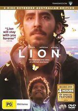 Lion (DVD, 2017, 2-Disc Set)