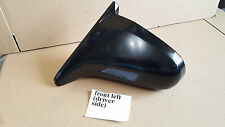 1996-2000 honda civic COUPE left driver side mirror powered black oem 98hc3