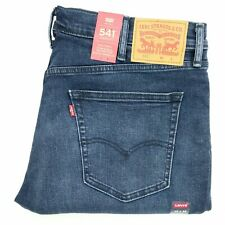 Levi's 541 Jeans Men's Blue Stretch Denim Athletic Fit Big And Tall MSRP $79.50