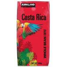 Kirkland Signature Costa Rican Whole Bean Ground Coffee Beans 908g - Tracked