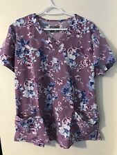 3 UA Butter-Soft STRETCH Women's Flower Print Top New With Tags