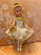 "Madame Alexander Portrettes 10"" MIB Snowflake Ballerina 1993"