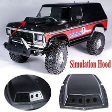 1:10 RC Simulation Hood Intake Air Inlet For TRAXXAS TRX4 Ford Bronco DJC-9102