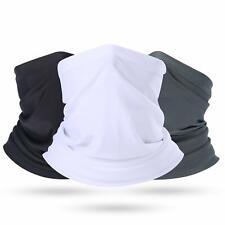 Outdoor Headwear Neck Gaiter Balaclava Face Guard Silk Fishing Scarf Balaclava