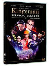 KINGSMAN SERVICIO SECRETO DVD EDICION ESPECIAL NUEVO ( SIN ABRIR )