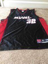 Miami Heat #32 O'LICO Sport Men's Athletic Jersey Sz XL Shirt Top MultiColor Clo