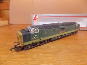 LIMA CLASS 55 DELTIC DIESEL LOCO No D9011 THE ROYAL NORTHUMBERLAND FUSILEER