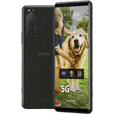 Sony Xperia 5 II Smartphone 128GB Schwarz *Neu* vom Händler + OVP Ohne SIMLOCK