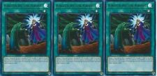 *** 3X CALLED BY THE GRAVE 3X *** (PLAYSET) ULTRA RARE DUDE-EN044 (NM) YUGIOH!