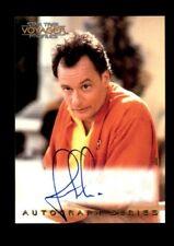 1998 Skybox Star Trek Voyager Profiles A11 JOHN DeLANCIE Q Auto