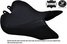 GRIP & CARBON BLACK ST CUSTOM FITS TRIUMPH SPEED TRIPLE R 16-17 FRONT SEAT COVER