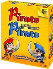 Pirate Versus Pirate - Kids Board Game by Out of the Box NEW