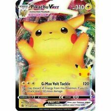 Pokemon - Pikachu VMAX - SWSH062 - PROMO - NM/M - NEW - 25'TH Anniversary