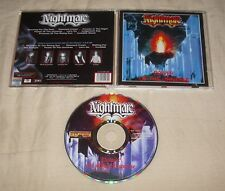NIGHTMARE - Power Of The Universe CD ORG Brennus Music 1999 Sortilege ADX Titan