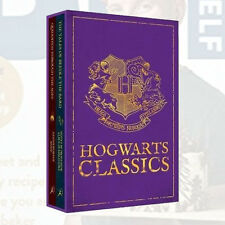 The Hogwarts Classics 2 Books Collection Box Set By J.K. Rowling, NEW Hardback