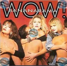 CD BANANARAMA wow ... WEST GERMANY PRESSING  nathan jones i heard a rumour