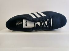 ADIDAS VL Court 2 Suede Shoes Mens UK 13.5 US 14 REF:6426^