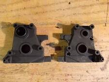 W-0105-2 Gear Box Halves / W-0105 Belt Drive - Kyosho Optima Turbo Optima