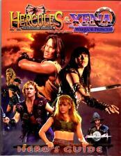 XENA & HERCULES - RPG - ROLEPLAYING HERO'S GUIDE 1998 - WEST END GAMES - NEW