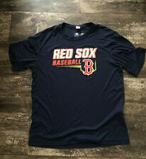 Boston Red Sox Mlb T Shirt Tx3 Cool T Shirt Wicking Size M Sport Tek