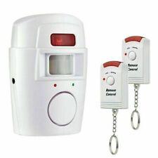 Antifurto senza fili con sensore di movimento e sirena Kit allarme wireless casa
