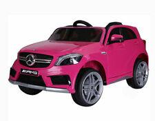 Simron MERCEDES A45 AMG Kinderauto Elektroauto Gefedert 2xmt Pink