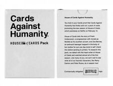 House Of Cards - Cards Against Humanity Brand New SEALED Expansion Packs (GMG)