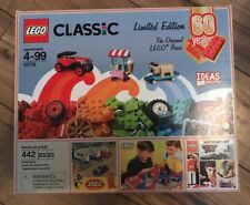 Lego Classic BRICKS ON A ROLL 60TH ANNIVERSARY LIMITED EDITION #10715 NEW