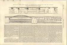 1900 ponts sur la Seine à Grenelle canons de position et siège Guns