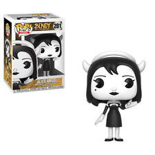 Funko Pop! Games 281 Bendy and The Ink Machine Alice The Angel Pop Vinyl Figure
